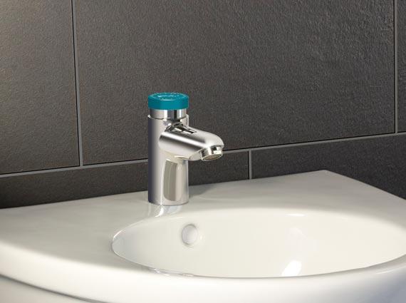 Selbstschluss-Ventile mit B'CARE von Benkiser mit antibakterieller Oberflächenbeschichtung