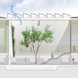 Bayer MaterialScience: EcoCommercial Building Programm stellt Studie für nachhaltigen Supermarkt