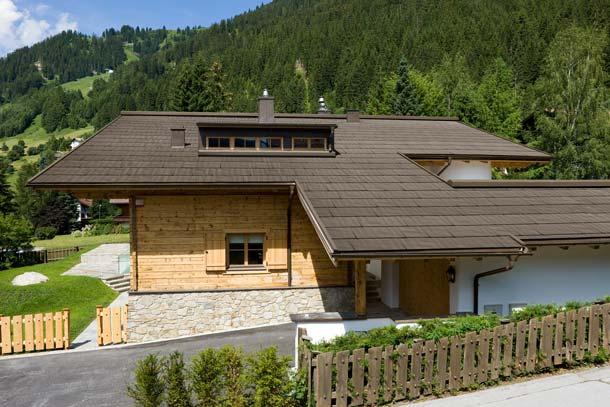 Dach- und Fassadenpaneel FX.12 von Prefa
