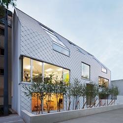 Dach- und Fassadenspezialist PREFA Dachraute