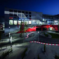 Trilux-Leuchten für den Nürburgring