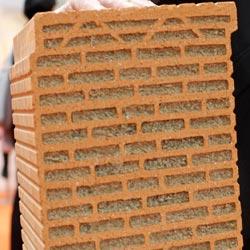 Zulassung für gefüllten WS09 Coriso-Mauerziegel von Unipor