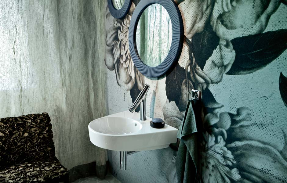 Philippe Starck, Axor, Starck, Organic, Hansgrohe