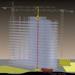 Forschungsprojekt »Mefisto« erforscht die Virtuelle Baustelle