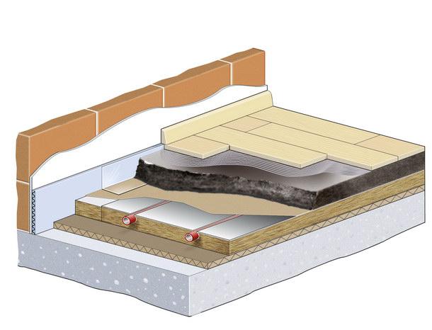 Die Holzfaserdämmung bietet hohen Schallschutz, gute Dämmeigenschaften und reguliert die Luftfeuchtigkeit im Raum. Foto: JOCO