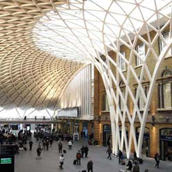 Harry Potter: Gleis 9 3/4 King's Cross Station