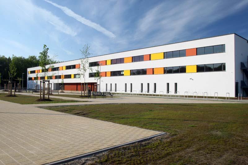 Der SeeCampus Niederlausitz ist ein Infrastrukturprojekt des Landkreises Oberspreewald-Lausitz