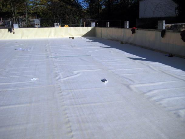 Die Abdichtungslösung von Sika Deutschland verbindet die Stärken einer wasser-undurchlässigen Betonkonstruktion mit einer Flächenabdichtung.