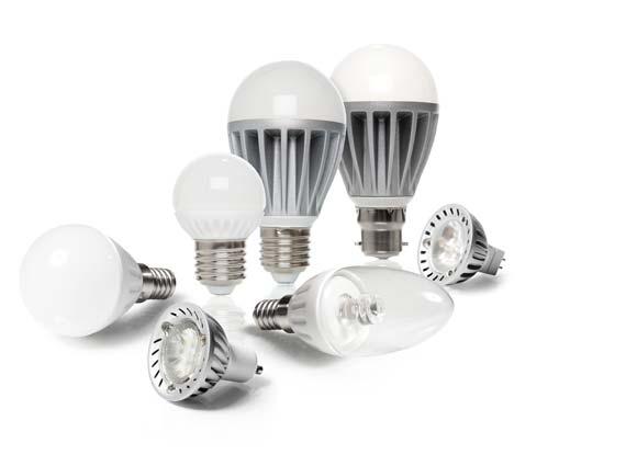 Vor allem ihre lange Lebensdauer macht LED-Lampen unschlagbar rentabel. Bild: Verbatim