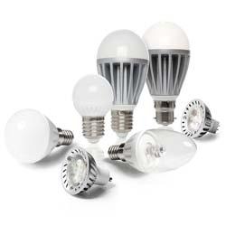Stromkosten mit LED-Lampen senken