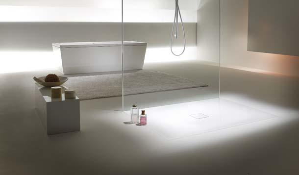 Duschfläche Modell »Conoflat« Kaldewei
