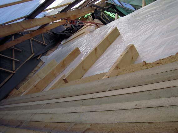 Holzfaserdämmung schützt Baudenkmal - Homatherm Dämmstoffe