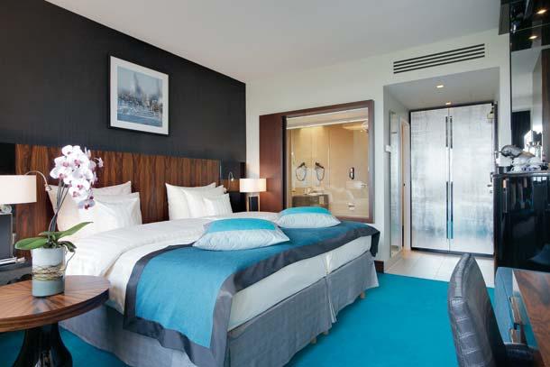 Hamburger Hotel Radisson Blu