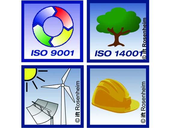 Zeit- und Kosteneinsparung durch Einführung und Zertifizierung integrierter Managementsysteme (IMS)