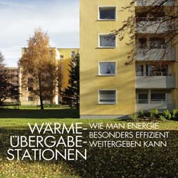 Broschüre »Wärmeübergabestationen« von AEG Haustechnik