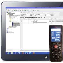 Aufmaß mit MWM Libero jetzt auf Windows 8 Tablets