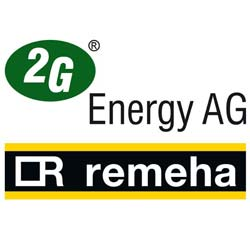 Remeha und 2G Energy strategische Kooperation