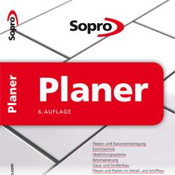 Sopro Planer ist ein anerkanntes Nachschlagewerk für Architekten