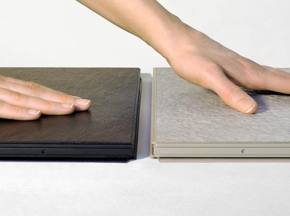 Das Bodenverlege-System »Click'n Walk« eignet sich aber auch für den Innenbereich. Dies speziell dort, wo Schnelligkeit und Sauberkeit gefragt sind