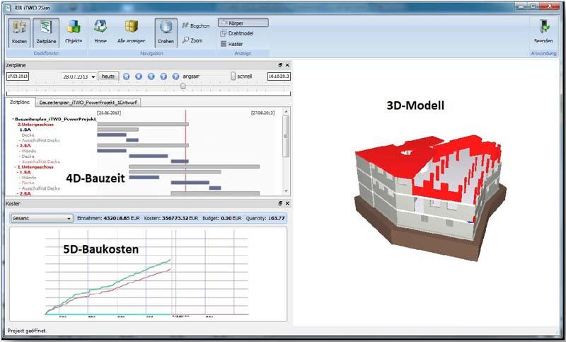 5D-BIM-Masterarbeit mit Auszeichnung der Ingenieurkammer Niedersachsen - Absolvent der Jade Hochschule erprobt 5D-BIM-Technologie am praktischen Beispiel