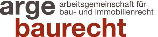 Arbeitsgemeinschaft für Bau- und Immobilienrecht (ARGE Baurecht) im Deutschen Anwaltverein (DAV)
