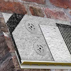 SikuSan-Verfahren Sanierung von feuchten und versalzenen Wänden