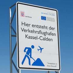 Leichtflüssigkeitsabscheider - Abscheidetechnik auf dem neuen Flughafen Kassel-Calden
