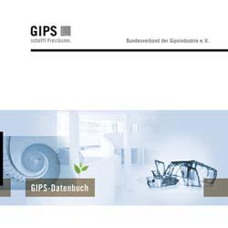 GIPS-Datenbuch Standardwerk zu Gips und Gipsprodukten