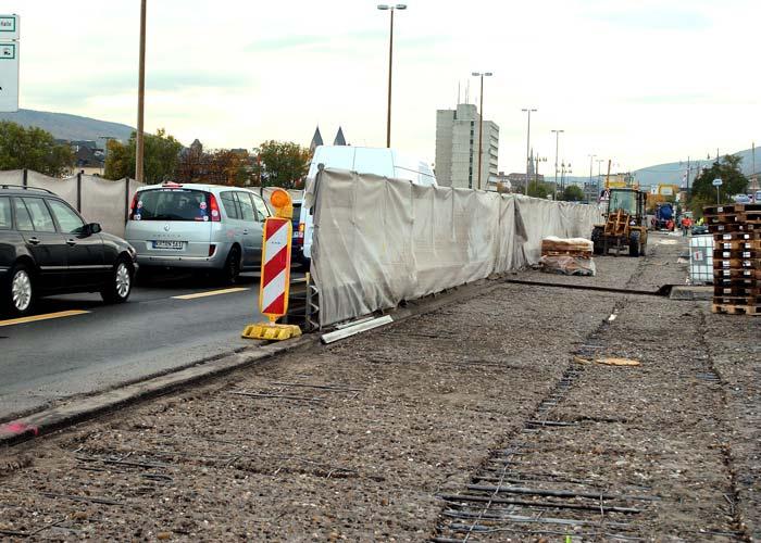 Die beiden Teile des  Bauwerks waren den Belastungen des heutigen Verkehrsaufkommens nicht mehr gewachsen. Foto: Sika Deutschland GmbH