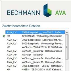 Bechmann AVA