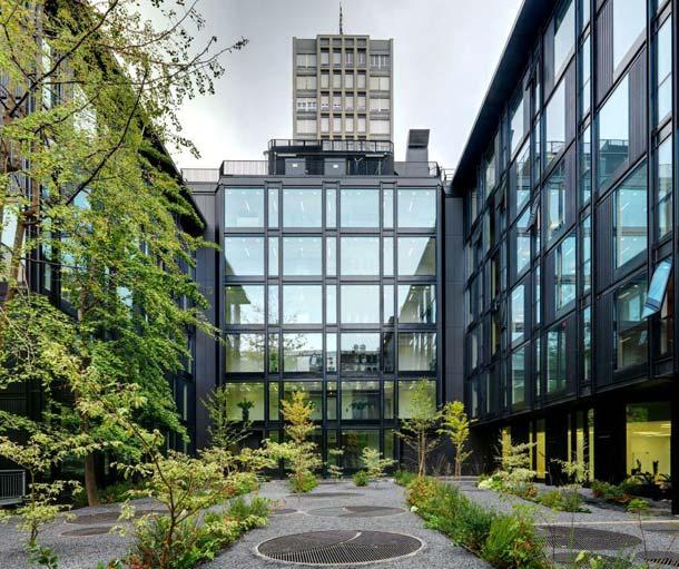 Mailand gilt als das Zentrum Italiens für Mode und Design - La Serenissima in Mailand: Architektur: Park Associati