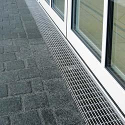 Birco Fassadenrinnen für Neubauten und die energetische Sanierung