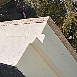 Rathscheck Schiefer Dämmelement ThermoSklent Dämmung für Schieferdächer