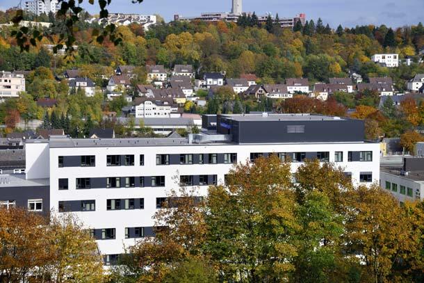 Kreisklinikum Siegen ALHO Modulbau