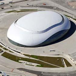 Olympische Spiele: Bolschoi-Eispalast in Sotschi von SIC Mostovik