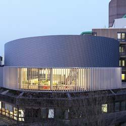 Fassade der Wuppertaler Universität