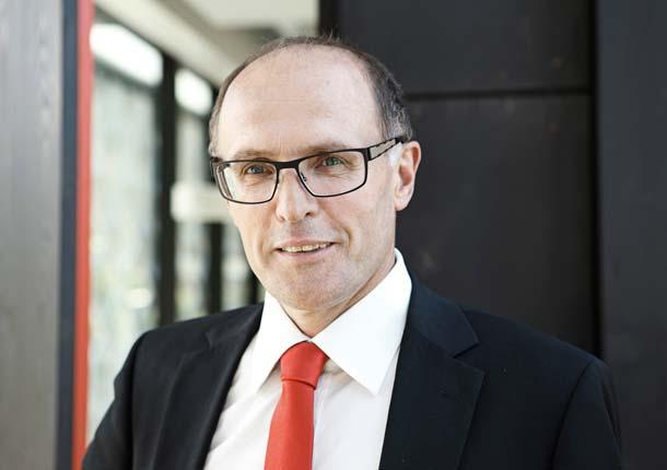 Helmut Hödl, Geschäftsführer von Rubner Holzbau