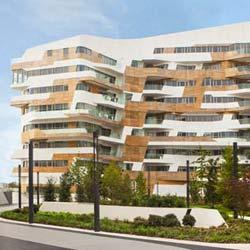 Zaha Hadids Residenzen in Milano