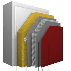 Fassadendämmsystem »StoTherm Classic S1«
