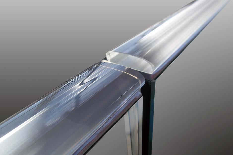 Glas Marte - Ganzglasgeländer GM RAILING