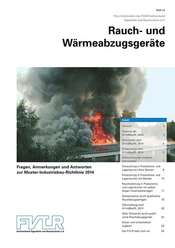 Baulicher Brandschutz: Neue Muster-Industriebau-Richtlinie
