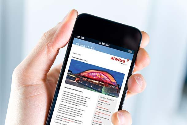 Newsletter von Alwitra