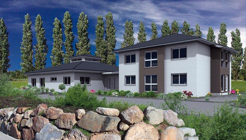 Fingerhut Haus baut Einrichtungen fuer betreutes Wohnen und Tagespflege