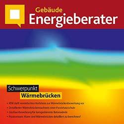 Fachmagazin Gebäude-Energieberater
