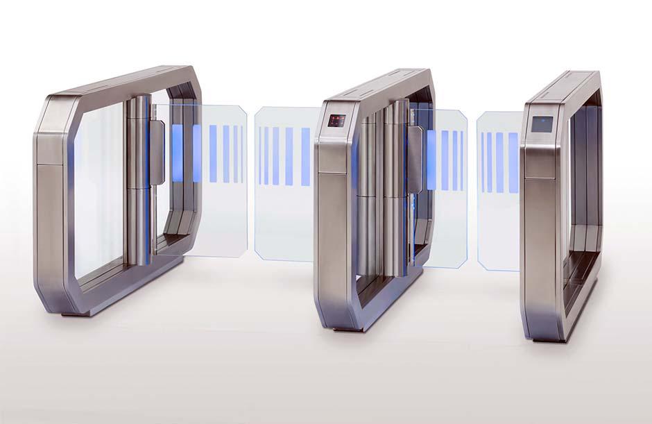 Galaxy Gate von Wanzl Metallwarenfabrik