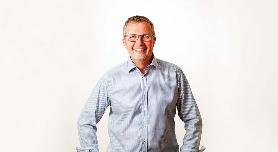 Christoph Gilles, Produkt-Manager, bei EnviroFALK