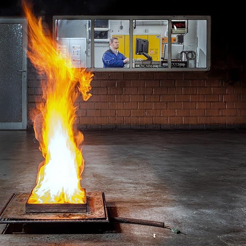 Planung und den Einbau von Brandmeldeanlagen (BMA)