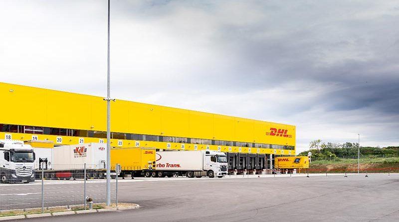 DHL Campus Wien Flughafen