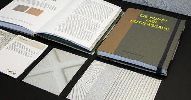 Fachliteratur: Die Kunst der Putzfassade