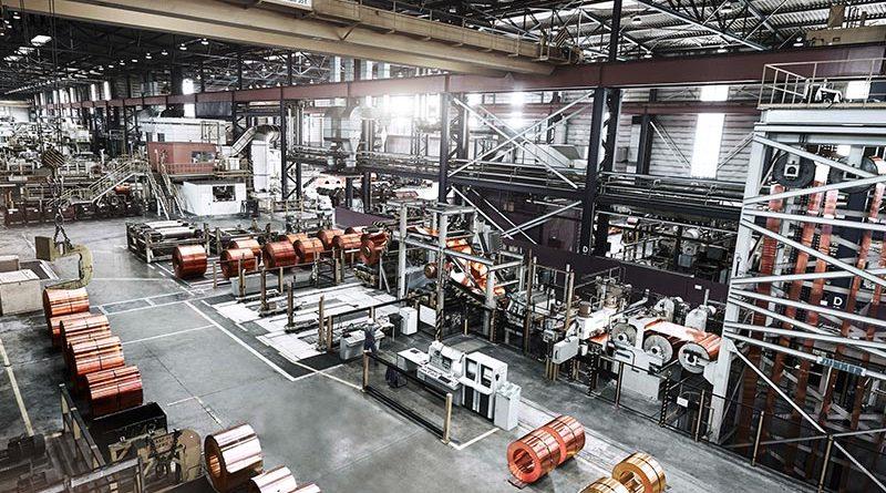 Vernetzte Lösung von Bosch für die Mansfelder Kupfer und Messing GmbH sorgt für hohe Sicherheit durch frühe Branderkennung